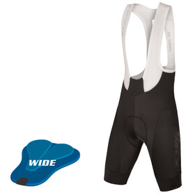 Endura Pro SL II 700 Series Bibshorts Men wide-Pad Black
